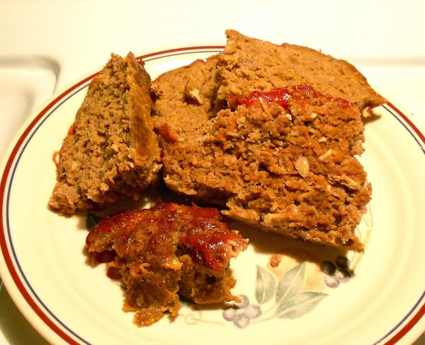 Oh So Easy Meatloaf Recipe