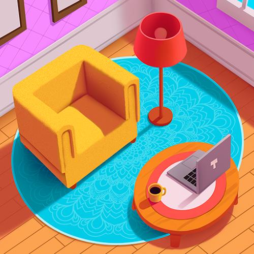 Decor Dream: Home Design Game and Match-3  (Mod Money) 1.18mod
