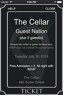 guest list nation for android apps on google play