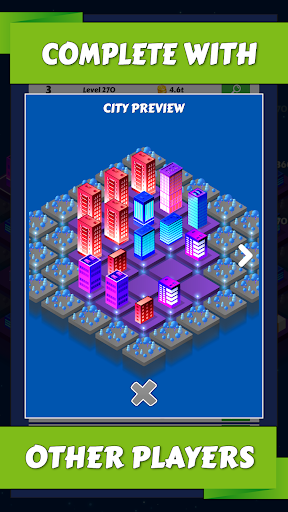 Merge City: idle building game 1.16 de.gamequotes.net 5