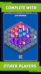 Merge City: idle building game