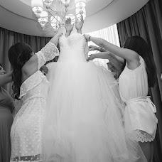 Wedding photographer Anna Dombrovskaya (AnnaDombrovska). Photo of 03.11.2017