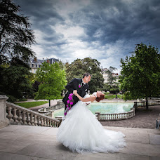 Wedding photographer Christophe TATTU (tattu). Photo of 16.04.2015