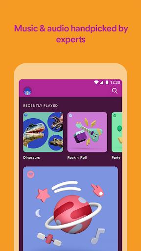 Spotify Kids 1.6.0.4 screenshots 2