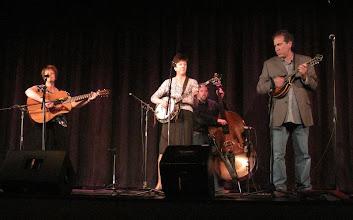 Photo: Too Blue Betsy Rome, Joan Harrison, Jamie Doris, Mike Sassano