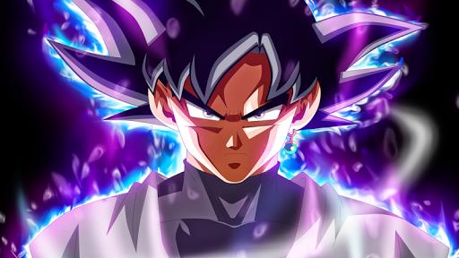 Ultra Instinct Goku Wallpapers HD 1.0 screenshots 4