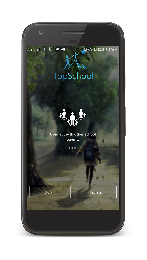 TopSchool- screenshot