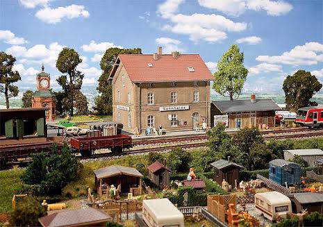 """110122 Station """"Sonnheide"""""""