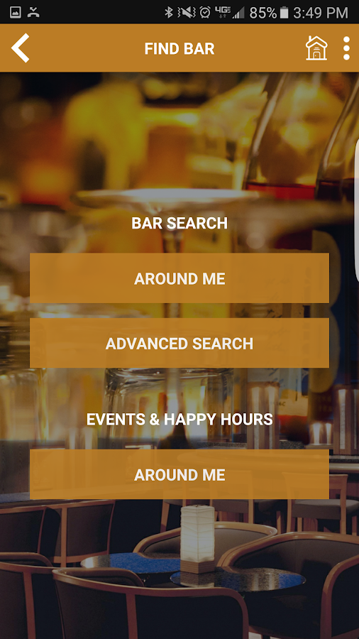 American Bars - Find a Bar- screenshot