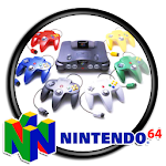 N64Droid - N64 Emulator - Mupen64Plus AE Icon