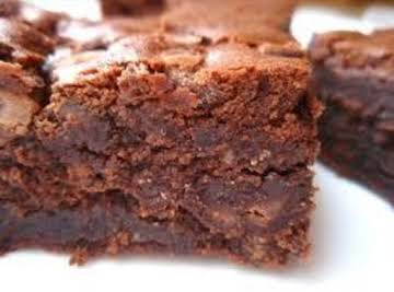 HEALTHY brownies!!