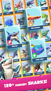 Hungry Shark Heroes 3.4 MOD + APK + DATA Download 2