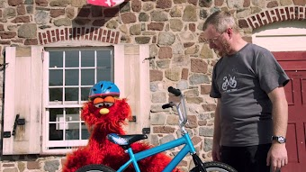 Bert's Training Wheels