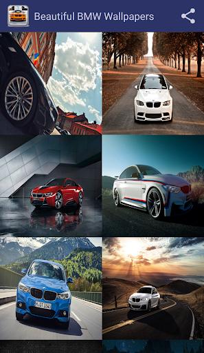 Beautiful BMW Wallpapers screenshots 4
