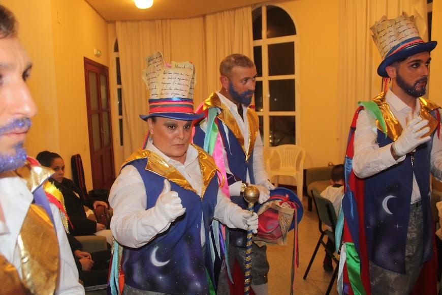 3ª y última Semifinal del Concurso de Carnaval