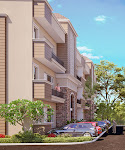 3 BHK Lifestyle Apartments At Nature City