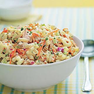 Picnic-Perfect Tuna-and-Macaroni Salad.