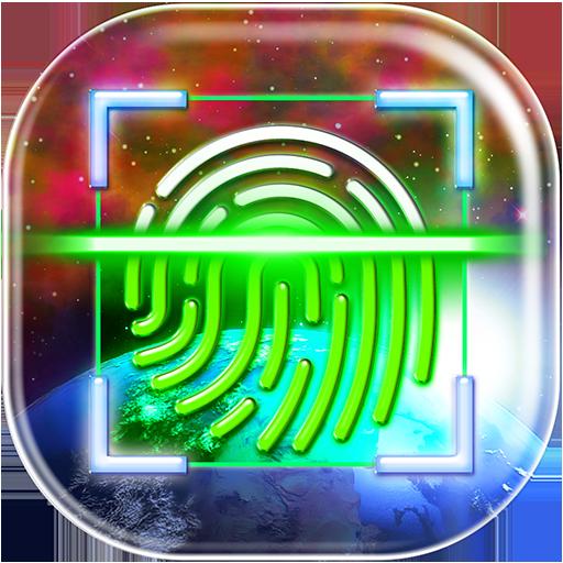 Applock Fingerprint Simulator