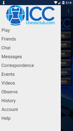 Chess at ICC  screenshots 2