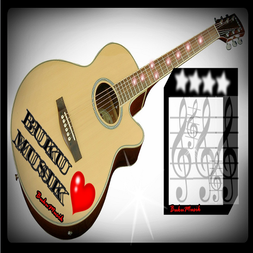 Buku Musik Gitar