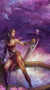 Fantasy Girl Wallpapers - náhled