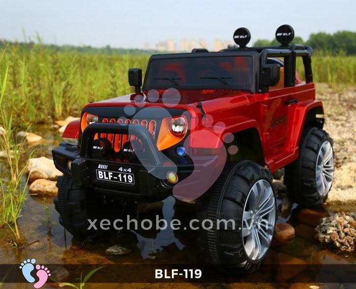 Xe ô tô điện địa hình BLF-119 5