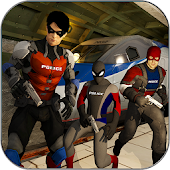 Super Rescue Action Heroes: Subway Train Attack