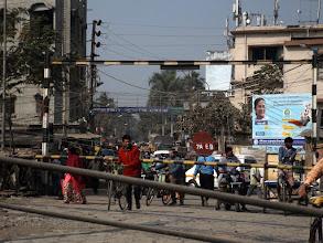 Photo: Der erste Radtag in Indien - wir sind nicht die einzigen Radfahrenden :-)