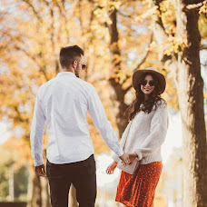 Wedding photographer Polina Dubovskaya (PolinaDubovskay). Photo of 02.10.2018