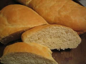 French Bread With Egg Whites