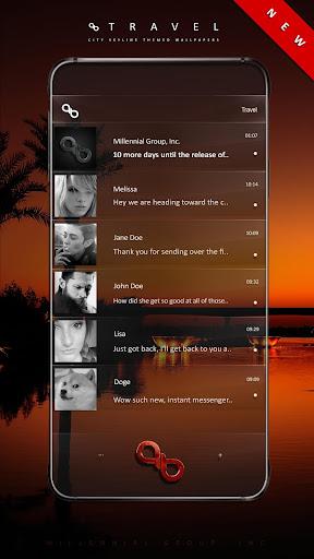 Travel QB Messenger screenshot 10
