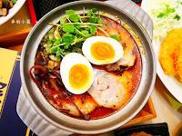 極麵屋-豚骨/公館拉麵/丼飯