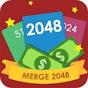 2048 Cards - Merge Solitaire icon