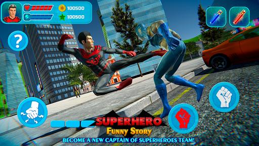 Superhero: Funny Story for PC