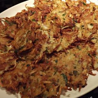 Italian Style Potato Latkes