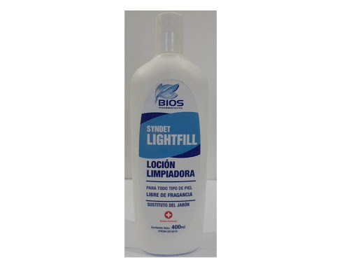 jabon liquido syndet lightfill 400ml