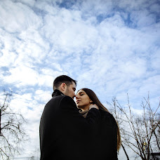 Wedding photographer Kirill Vertelko (vertiolko). Photo of 20.11.2017