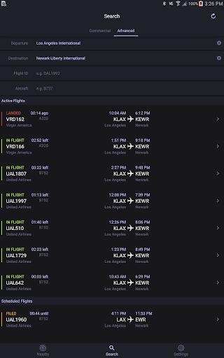 FlightTracker Pro screenshot 8