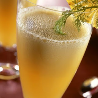 Chilled Pineapple Cocktail