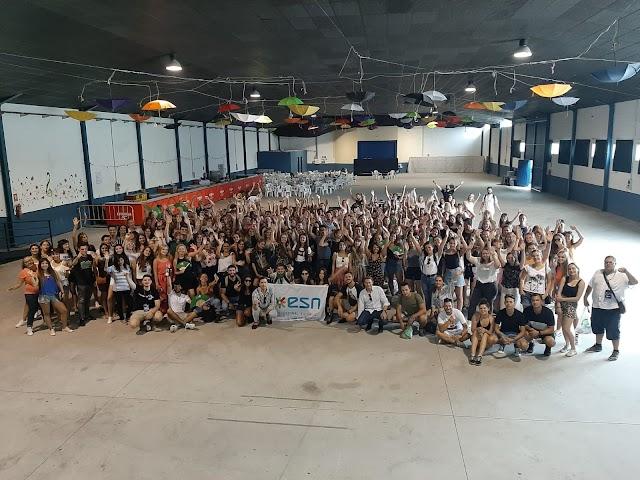 250 estudiantes internacionales visitaron la Feria de Olula del Río