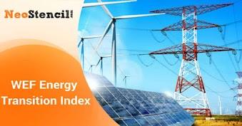 WEF Energy Transition Index