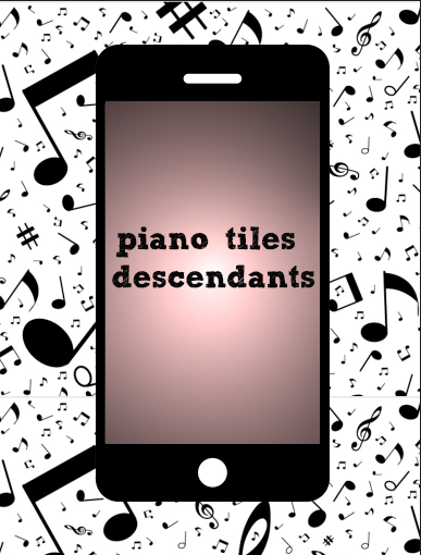 Piano tiles descendants 2 for PC