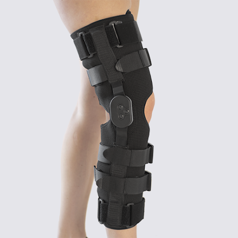 AiryROM Post-op knee brace