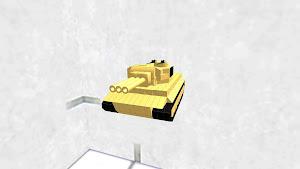 Tiger 152mm3連装砲搭載