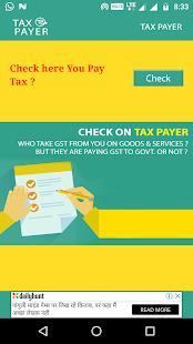TaxPayer - náhled