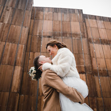 ช่างภาพงานแต่งงาน Anton Metelcev (meteltsev) ภาพเมื่อ 24.12.2018