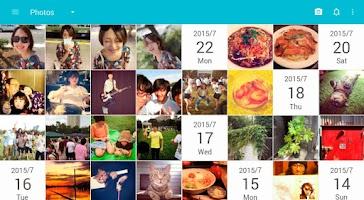 Screenshot of Scene: Organize & Share Photos