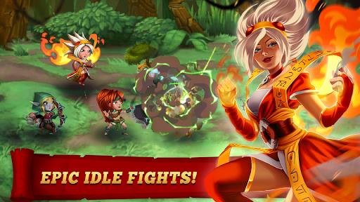 Brave Soul Heroes - New RPG Games 1.012 screenshots 1