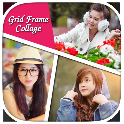 Grid Frame Collage