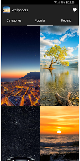 Wallpapers for Galaxy Note8 1.0.2 screenshots 2